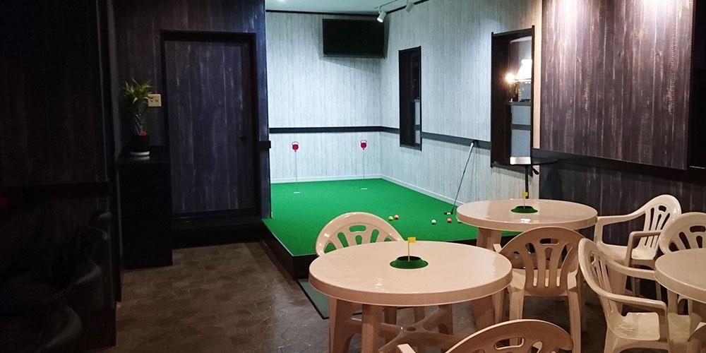 三島市の居酒屋ならディーゴルフ3